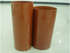 Diphenyl ether glass cloth laminated tube--355